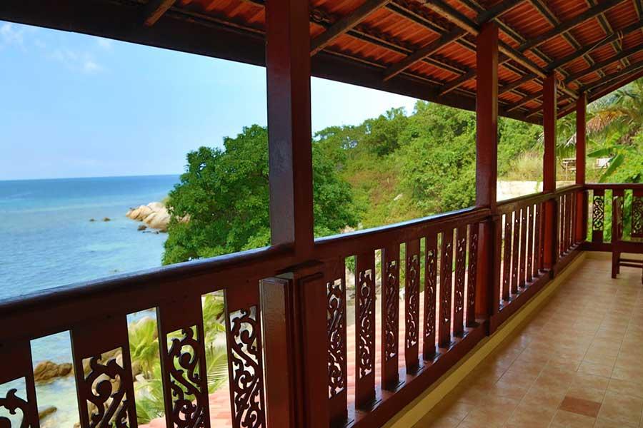 Serenity Residence - House Balcony